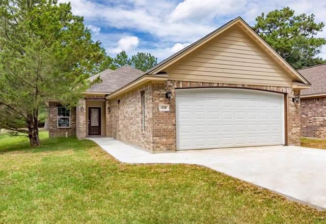 430 Ryan Road, Sour Lake, TX 77659 (MLS #21124586) :: Texas Home Shop Realty