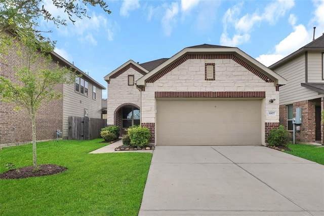 6877 Dogwood Cliff Ln, Dickinson, TX 77539 (MLS #2112775) :: The SOLD by George Team