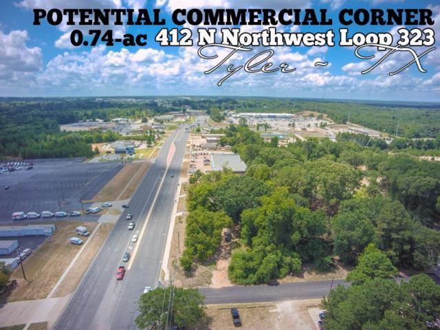 412 N Northwest Loop 323, Tyler, TX 75702 (MLS #2113362) :: The SOLD by George Team