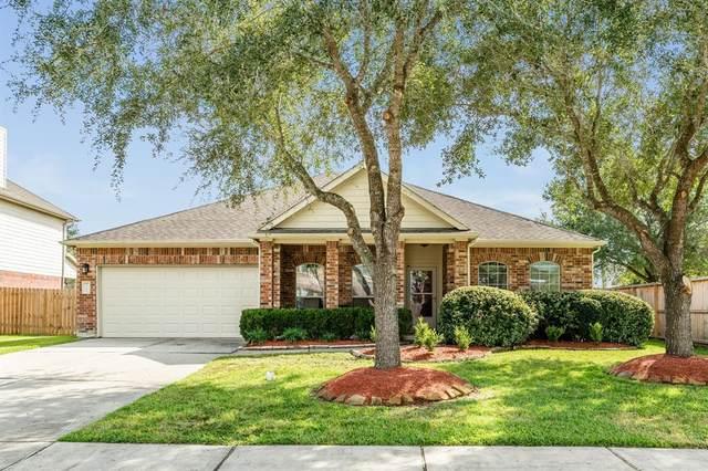 1760 Cranston Grove Drive, Dickinson, TX 77539 (MLS #21149988) :: The Sansone Group