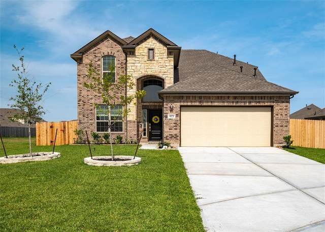 673 Summer Shores Lane, La Marque, TX 77568 (MLS #21153935) :: Christy Buck Team