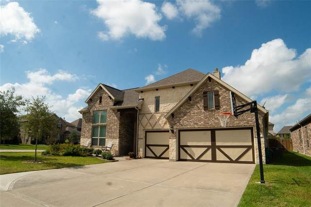 345 Woodway Drive, League City, TX 77573 (MLS #21172763) :: Texas Home Shop Realty