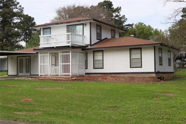 170 Sequoia Drive, Livingston, TX 77351 (MLS #21184418) :: Christy Buck Team