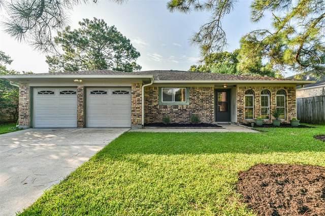 16463 Hickory Knoll Drive, Houston, TX 77059 (#21193646) :: ORO Realty