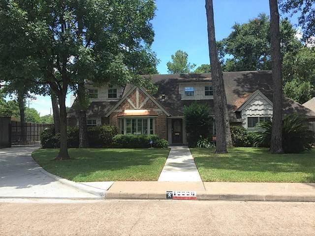 12226 Taylorcrest Road, Houston, TX 77024 (MLS #21206084) :: Green Residential