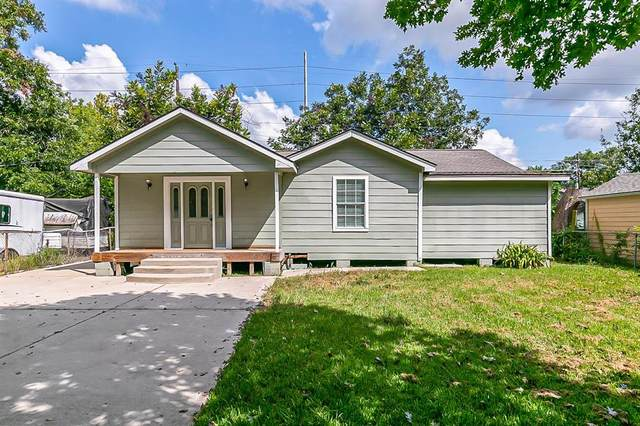 2501 Spence Street, Houston, TX 77093 (MLS #21210094) :: Caskey Realty