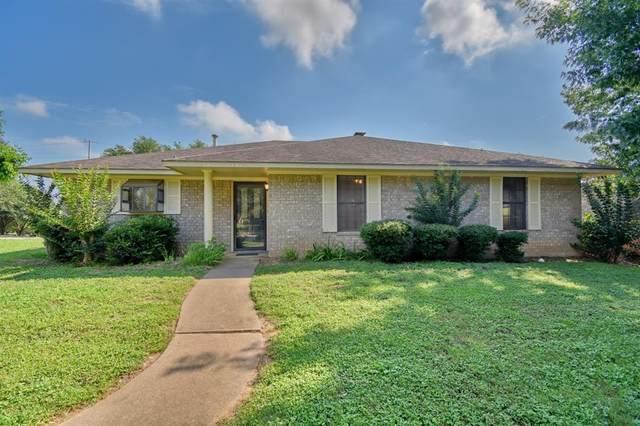 1401 Allison Street, Brenham, TX 77833 (MLS #21217702) :: The SOLD by George Team