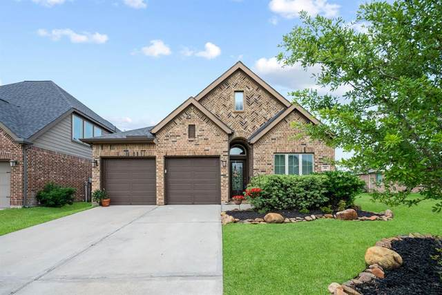 214 Kinnerly Peak Place, Montgomery, TX 77316 (MLS #21223573) :: The SOLD by George Team