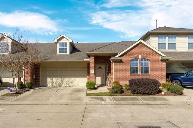 1711 Village Townhome Drive, Pasadena, TX 77504 (MLS #21240181) :: Texas Home Shop Realty
