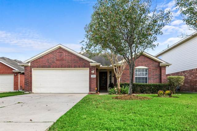 17911 Featherfield Lane, Richmond, TX 77407 (MLS #2125667) :: The Freund Group