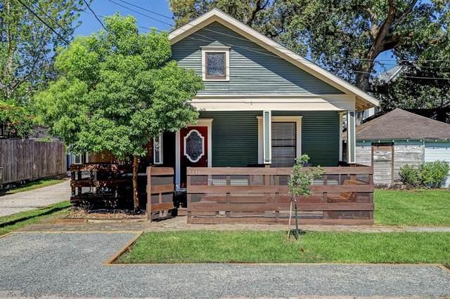 1116 Beverly Street, Houston, TX 77008 (MLS #21258986) :: Green Residential