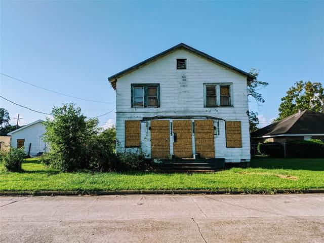 870 Jackson Street, Beaumont, TX 77701 (MLS #21264606) :: The Bly Team