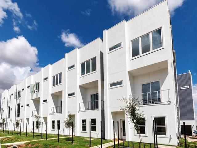 2105 Engelmohr Street C, Houston, TX 77054 (MLS #21278124) :: Giorgi Real Estate Group