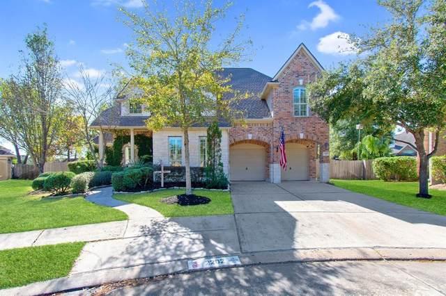 2202 Dawn Wind Lane, Spring, TX 77386 (MLS #2128702) :: Lerner Realty Solutions
