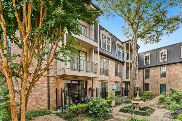 2400 N Braeswood Boulevard #204, Houston, TX 77030 (MLS #21293571) :: The Sansone Group