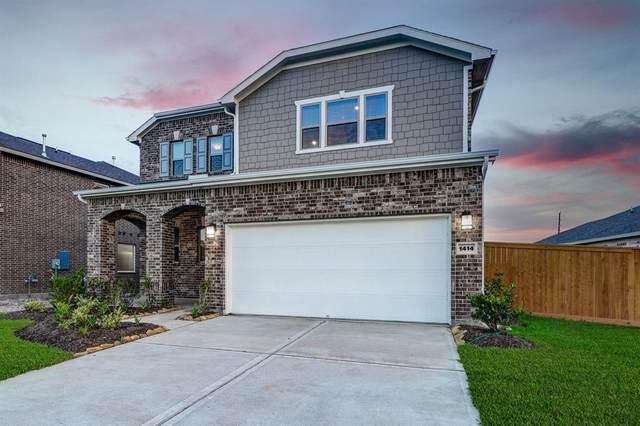 1414 Red Hills Drive, Iowa Colony, TX 77583 (MLS #21301092) :: The Wendy Sherman Team