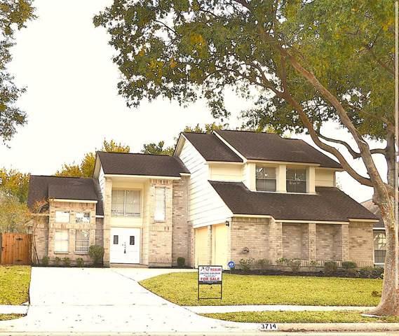 3714 Green Fields Drive, Sugar Land, TX 77479 (MLS #21302031) :: Green Residential