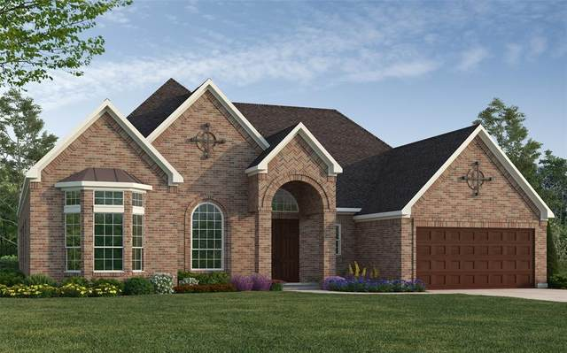 30518 Indigo Falls Drive, Fulshear, TX 77423 (MLS #21309315) :: The Sansone Group