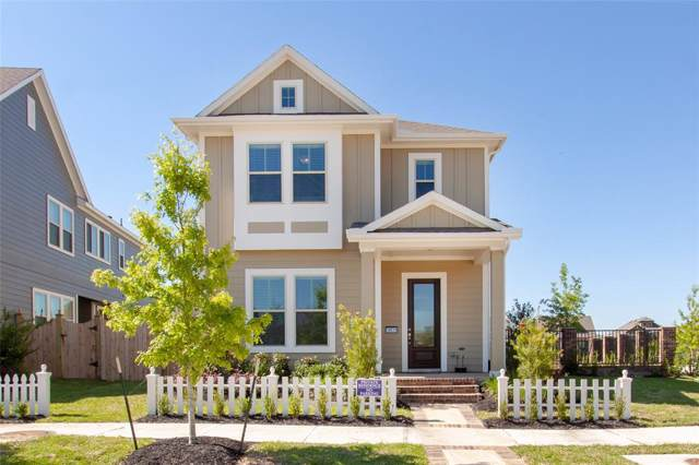18519 Prominent Park Lane, Cypress, TX 77433 (MLS #21309458) :: The Bly Team