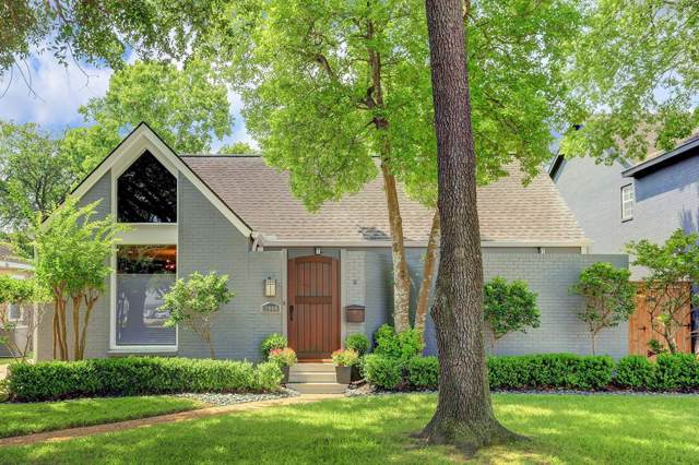 3909 Northwestern Street, West University Place, TX 77005 (MLS #21311109) :: Caskey Realty
