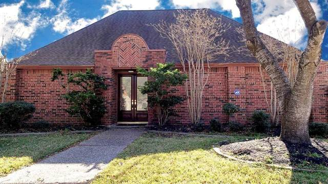 12119 Burgoyne Drive, Houston, TX 77077 (MLS #21312789) :: The Freund Group