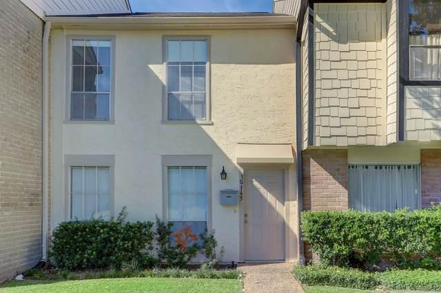 10345 Longmont Drive 35/9, Houston, TX 77042 (MLS #21325250) :: Connect Realty