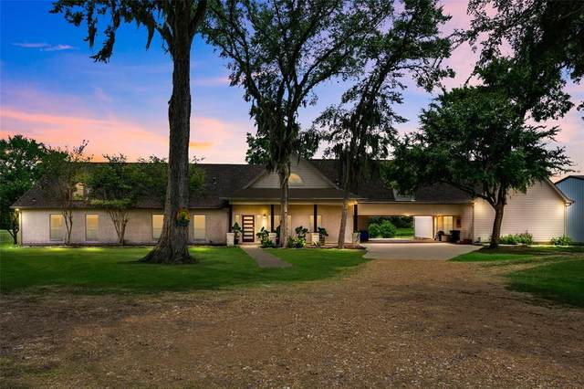 39611 Fm-1488 Road, Hempstead, TX 77445 (MLS #21337547) :: The SOLD by George Team