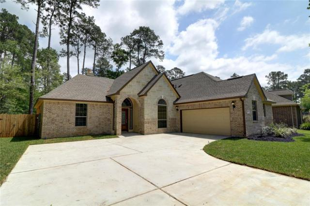813 Woodland Court, Conroe, TX 77302 (MLS #21338401) :: The Home Branch