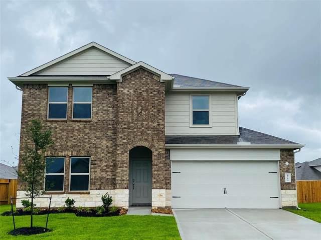 4215 Fornari, Katy, TX 77449 (MLS #21344903) :: Green Residential