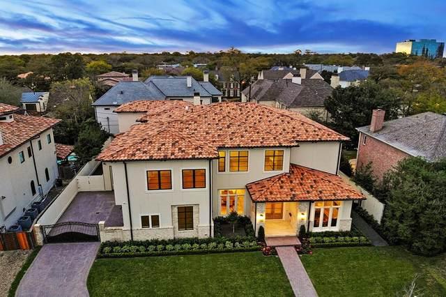 5340 Tilbury Drive, Houston, TX 77056 (MLS #21345415) :: Giorgi Real Estate Group