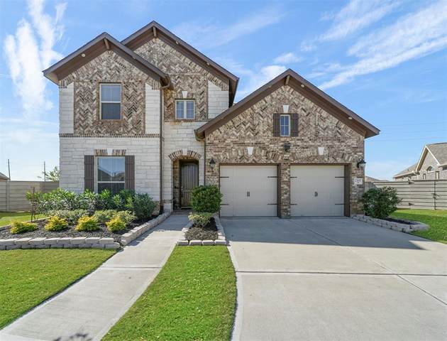 2300 Yaupon Park Lane, Manvel, TX 77578 (MLS #21346576) :: Christy Buck Team