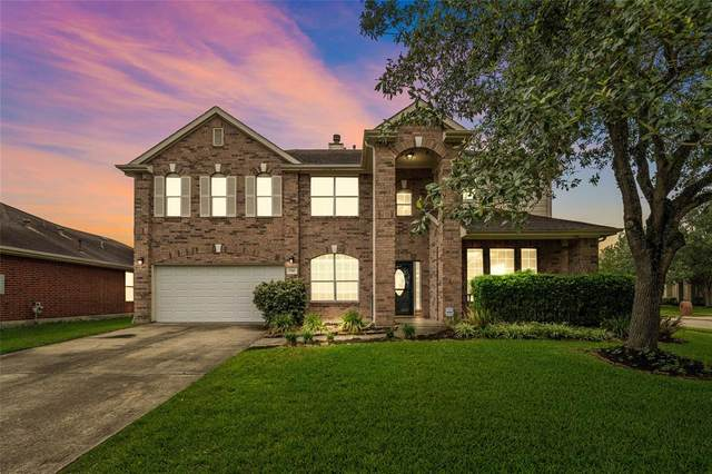 3702 Summer Cove Court, Friendswood, TX 77546 (MLS #21350062) :: Texas Home Shop Realty
