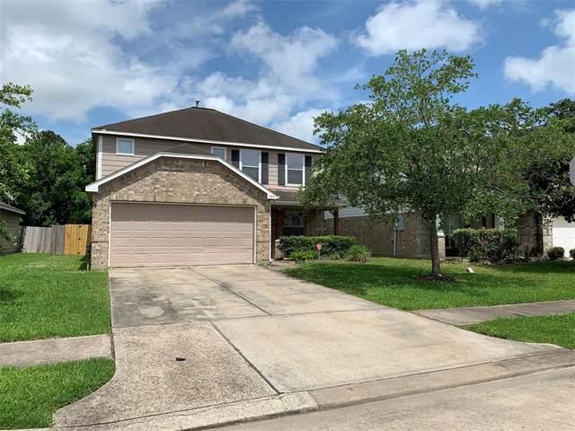 126 Easton Glen Lane, Dickinson, TX 77539 (MLS #21351829) :: Rachel Lee Realtor