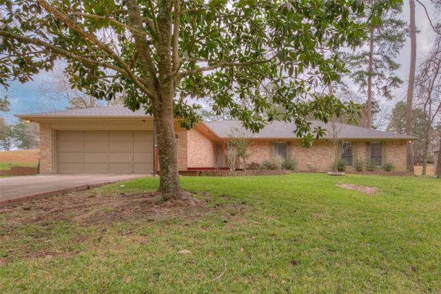119 Brookhollow Drive, Huntsville, TX 77340 (MLS #21379223) :: The Heyl Group at Keller Williams