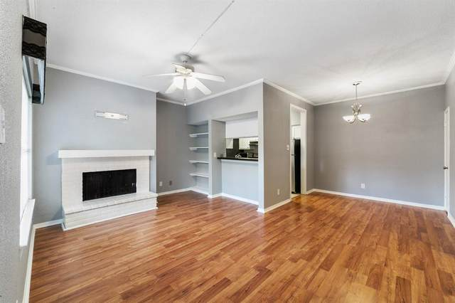 728 Bering Drive #13, Houston, TX 77057 (MLS #21385741) :: My BCS Home Real Estate Group