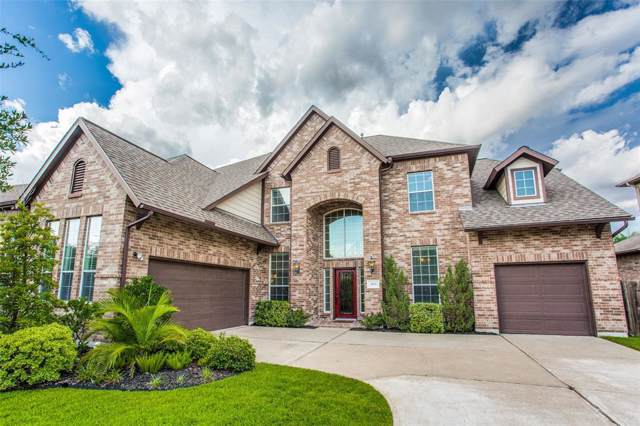 3915 Cook Point Lane, Katy, TX 77494 (MLS #21386904) :: Texas Home Shop Realty