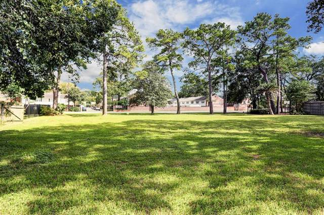 12715 Memorial Drive, Houston, TX 77024 (MLS #21392341) :: The Jennifer Wauhob Team
