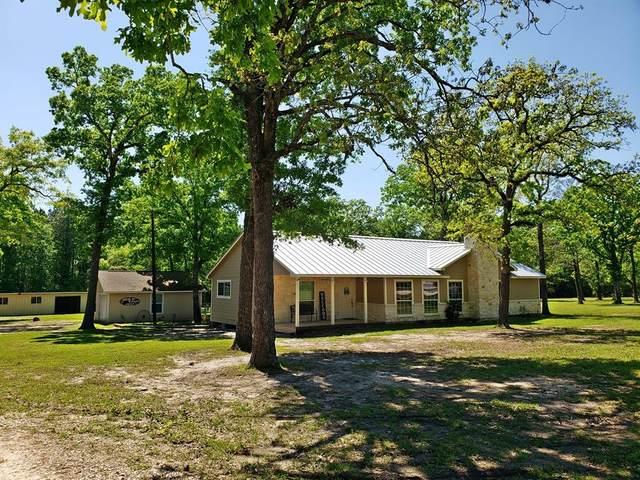 381 E Emma Road, Oakhurst, TX 77359 (MLS #21394835) :: Christy Buck Team