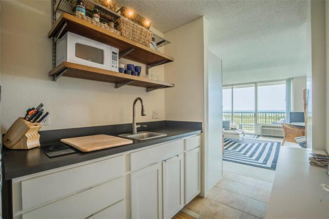 415 E East Beach Drive #106, Galveston, TX 77550 (MLS #21395317) :: Krueger Real Estate