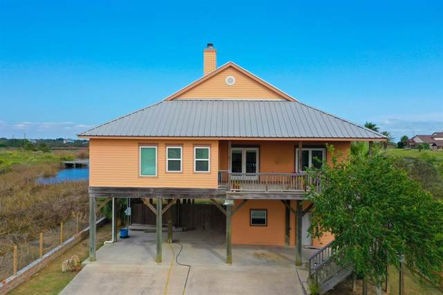 2943 S Sonny Lane, Galveston, TX 77554 (MLS #21396360) :: The Sansone Group