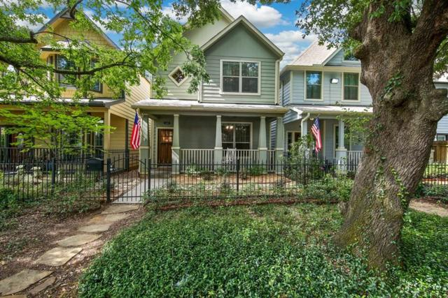 248 W 26th Street, Houston, TX 77008 (MLS #21405691) :: Keller Williams Realty