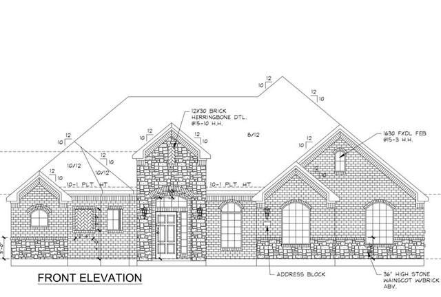 37 Lake Bluff Bluff, Montgomery, TX 77356 (MLS #21413407) :: The Home Branch