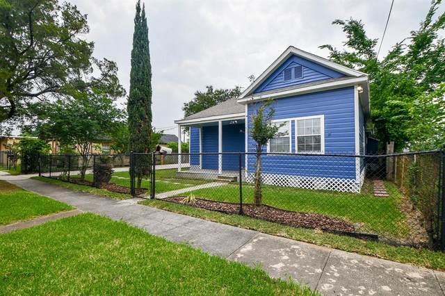 7834 Sherman Street, Houston, TX 77012 (#21414637) :: ORO Realty