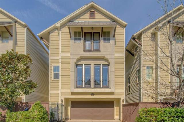 1119 W 15th Street, Houston, TX 77008 (MLS #21415584) :: CORE Realty