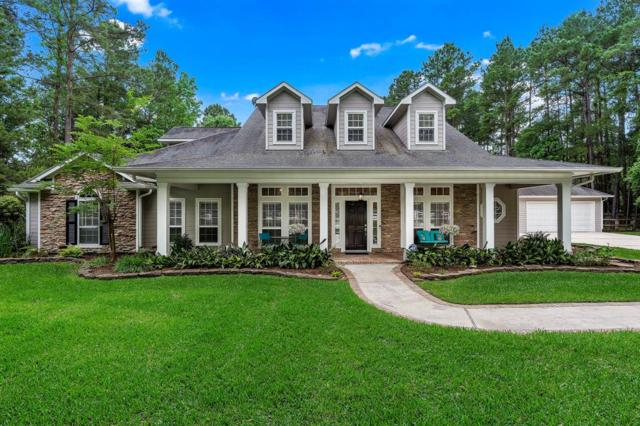 9111 Diamante Drive, Magnolia, TX 77354 (MLS #21418164) :: The SOLD by George Team