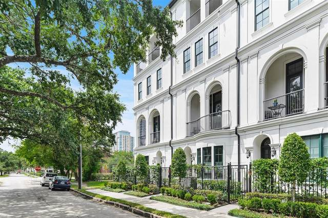 1607 Calumet Street, Houston, TX 77004 (MLS #21419412) :: My BCS Home Real Estate Group