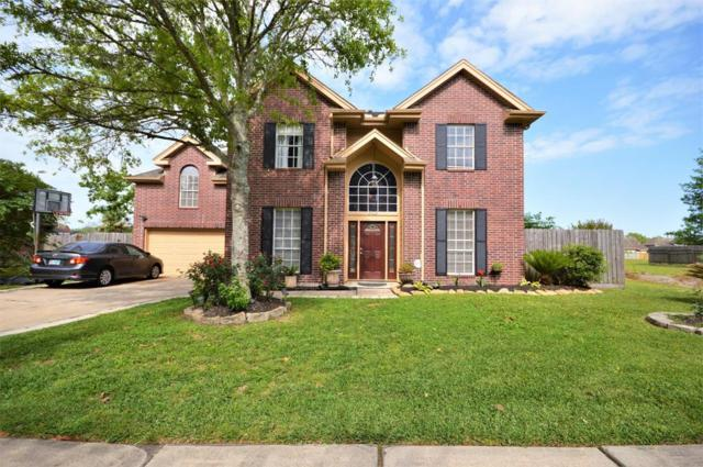 2502 N Mission Circle, Friendswood, TX 77546 (MLS #21428449) :: Team Sansone