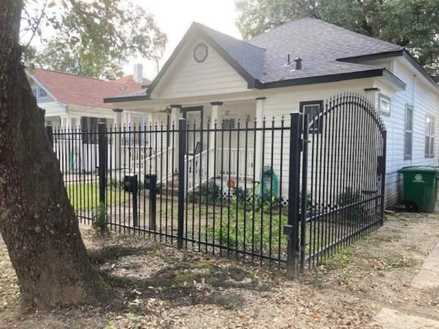 12 Stiles Street, Houston, TX 77011 (MLS #21431315) :: Guevara Backman