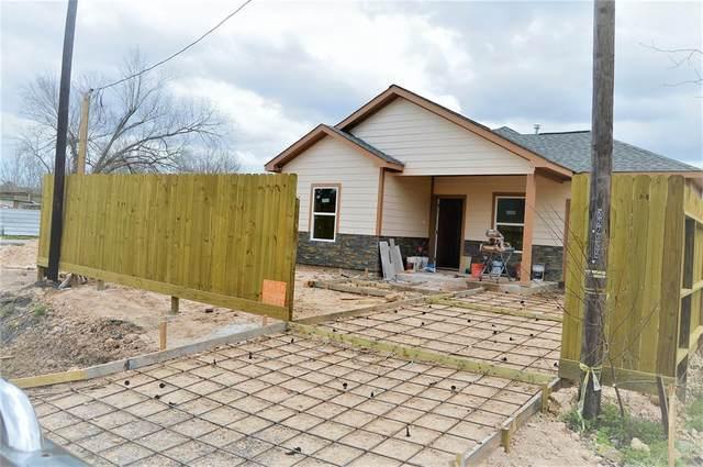 8150 Ethel Street, Houston, TX 77028 (#21435470) :: ORO Realty