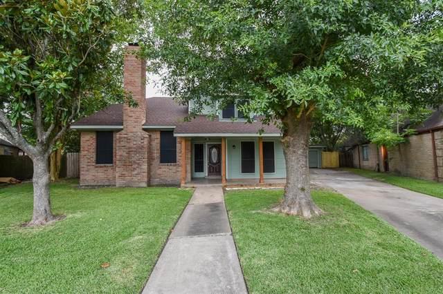 106 Kings Court, Stafford, TX 77477 (MLS #21444886) :: Guevara Backman